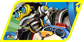 【ARMS】バイト&バーク を掘り下げる (ゼンマイ仕掛けのパトロールコンビ)