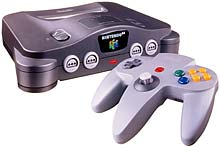 【N64】NINTENDO 64 発売21周年!! 1996年6月23日