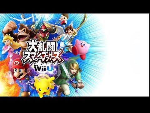 【スマブラ for Wii U】 2018年、あけましておめでとうスマ