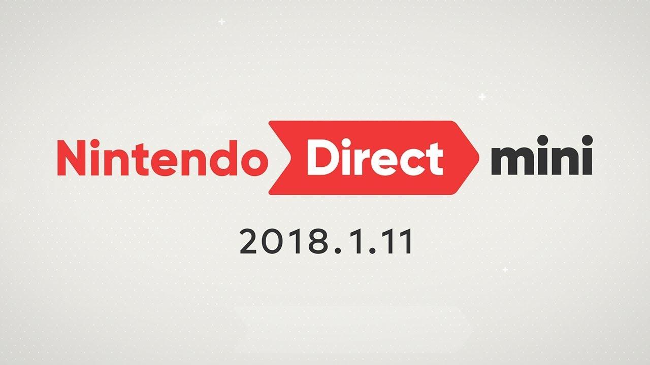 【nintendo Direct mini】2018.01.11 の動画を見た感想!マリオオデッセイ、まぁまあアップデート!ついにルイージ!
