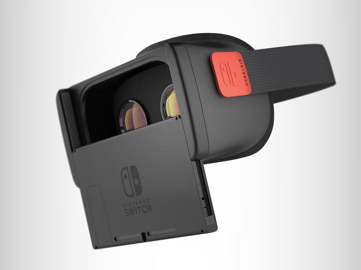 【VR】 Nintendo Switch に VR は来る?