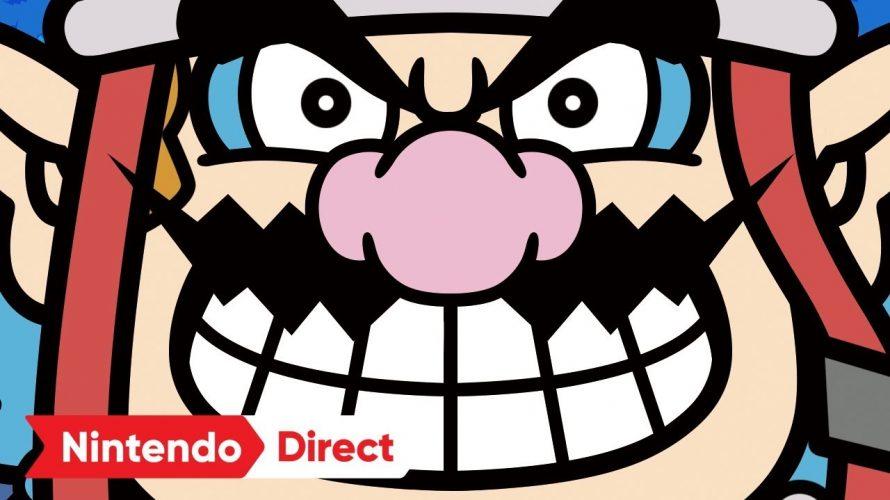 【Nintendo Direct (2018.03.09)】#メイドインワリオ ゴージャス 2018年8月2日発売! ハードより先に進んでいたのに・・・今回は残念か
