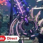 【#ゼノブレイド】気になったソフト その7 ゼノブレイド2黄金の国イーラ 2018年9月14日配信! #Nintendo Direct:E3 2018