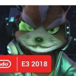 【#スター・フォックス】気になったソフト その8 スターリンク:アトラス戦 2018年10月16日! #Nintendo Direct:E3 2018