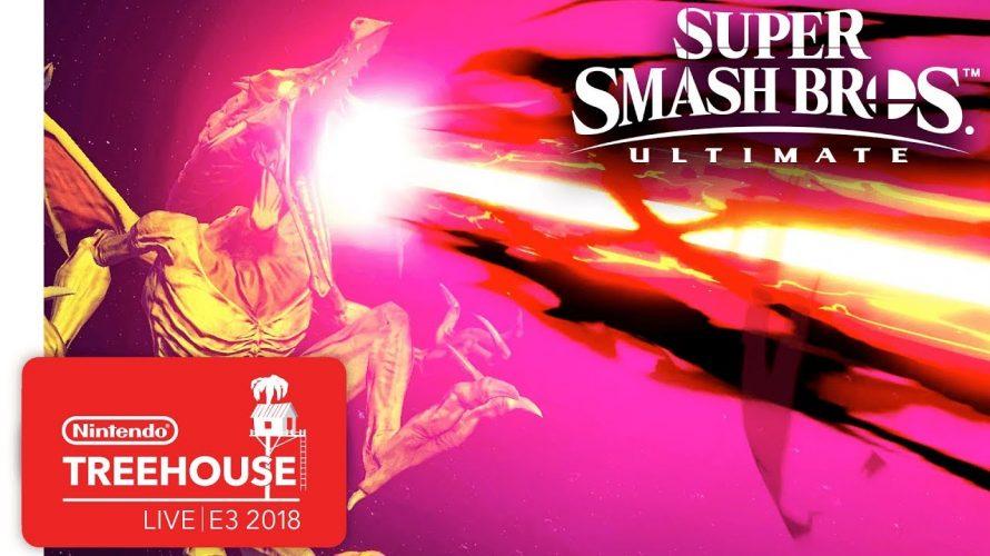 【#大乱闘スマッシュブラザーズSP】気になったソフト その2 「#スマブラSP」 2018年12月07日発売決定! [フェス]は嫌いだけど[スマ]は好き #Nintendo Direct:E3 2018