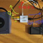 【#ゲーム録画】#ゲームキューブ GAMECUBE を録画する方法! I-O DATA GV-HDREC + RCA入力→HDMI出力 変換コンバーター #ニンテンドーゲームキューブ
