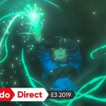 【#ゼルダ続編】#E32019 で気になったソフト その8 ゼルダの伝説 ブレスオブザワイルド 続編 未定 #NintendoDirectJP