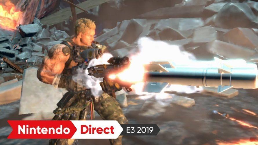 【#魂斗羅ローグコープス】#E32019 で気になったソフト その6 魂斗羅 ローグ コープス 2019年09月26日 #NintendoDirectJP