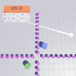 【#ニンテンドーラボ】Toy-ConガレージVR の勉強 Lesson6 2点間の距離「√」「位置センサー」#VRKIT
