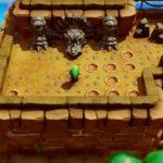 【#夢を見る島】雑談プレイ日記 その9 「ブーメラン」「服の洞窟で【青の服】」視聴者さんから聞いたから「カメイワ」そこまでじゃなかった【#ゼルダの伝説】