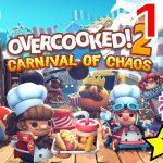 【#カーニバルオブカオス】追加DLC 第6弾!新要素多々まとめ! 1P で World1 を 初見 ~ 完全 攻略 コンプリート #CarnivalOfChaos【#オーバークック2】