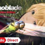 【#ゼノブレイド 】ディフィニティブ・エディション Nintendo Direct 2019.9.5 で気になったソフト その11