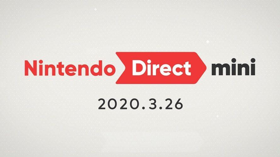 ビクトリー!!!グッジョブ!!! ゲリラ任天堂ダイレクトで発表されたものまとめ。気になったもの。Nintendo Direct mini 2020.03.26