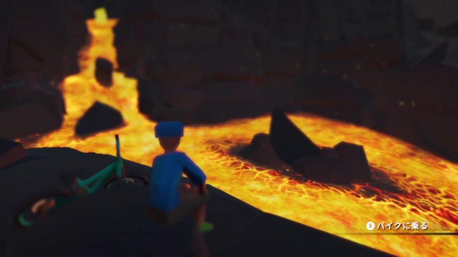 【チーム日本】追加DLC も! 攻略 「ELDFJALL トレイル 4 火山口」【#LonelyMountains ロンリー・マウンテン・ダウンヒル 】