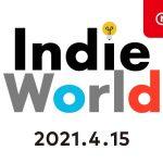 【豊作?】「Indie World 2021.4.15」TOP8本。やるべきゲーム、やるべき理由 まとめ #インディーワールド